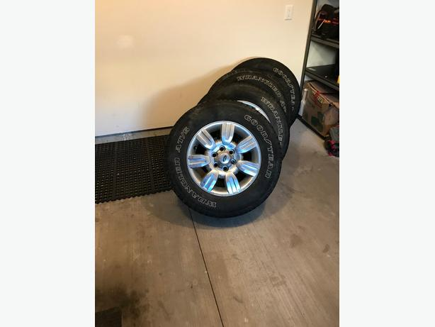 Ford F-150 Alloy Rims