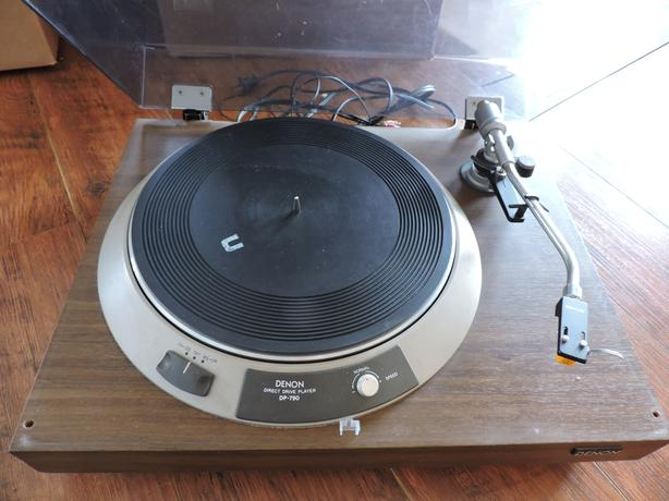Denon Direct Drive Turntable