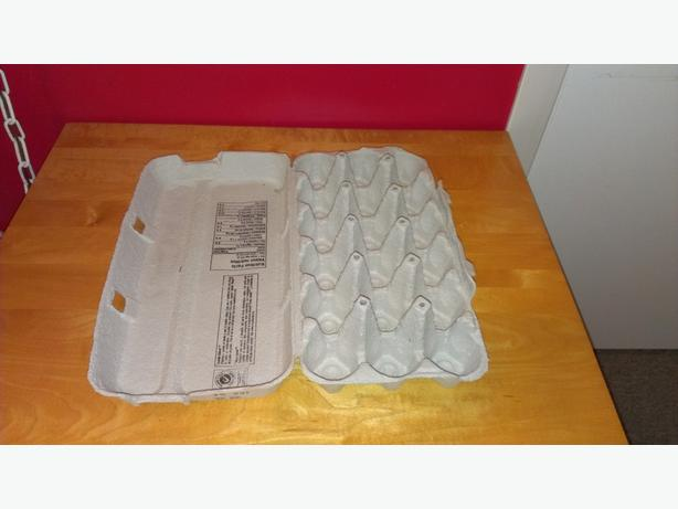Used egg cartons for sale!
