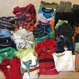 Lot of size 3-4 boys clothes (43 items)