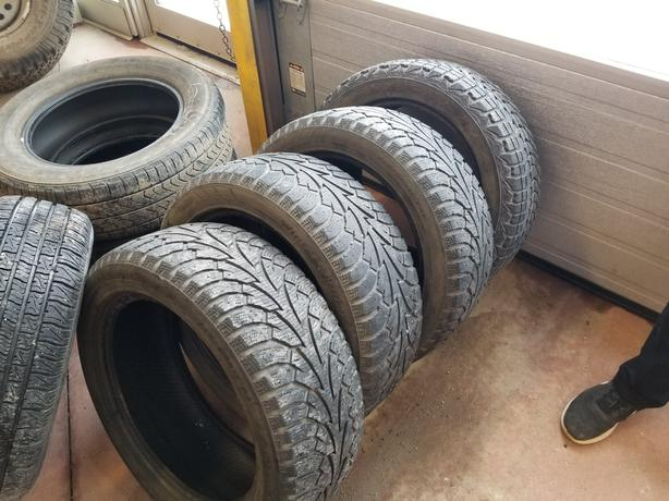 Used Winter Tires - 17inches