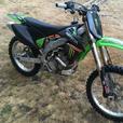 2006 KX 450 F