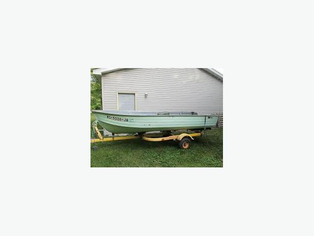 WANTED - Old 14' Mirrocraft Aluminum Boat