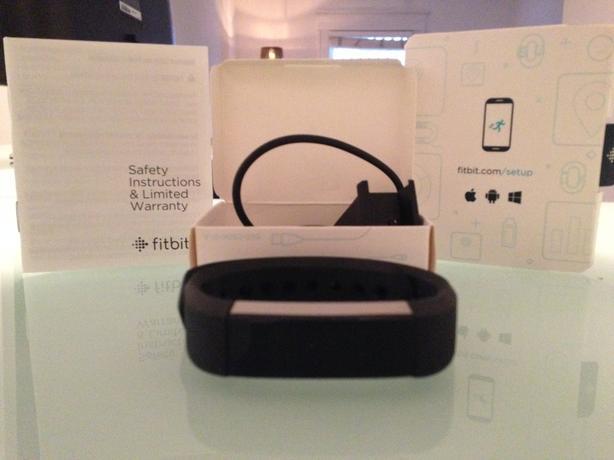 Fitbit Alta Activity Tracker- black wristband, small