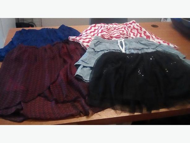 Girls Lot Of Clothing Size 10-12