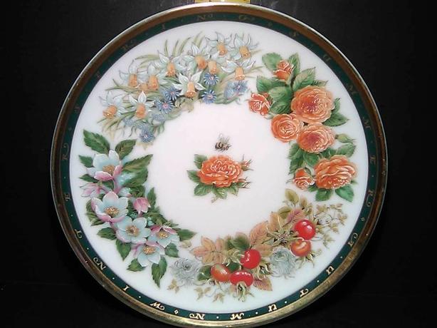 4 Seasons plate