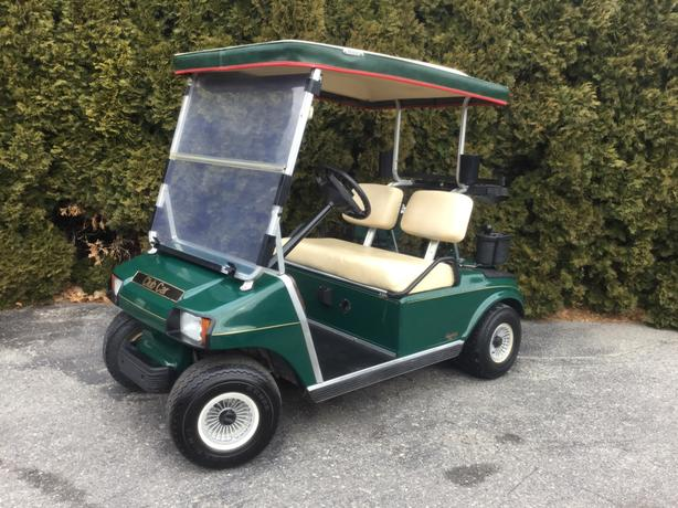 ELECTRIC GOLF CART- CLUB CAR