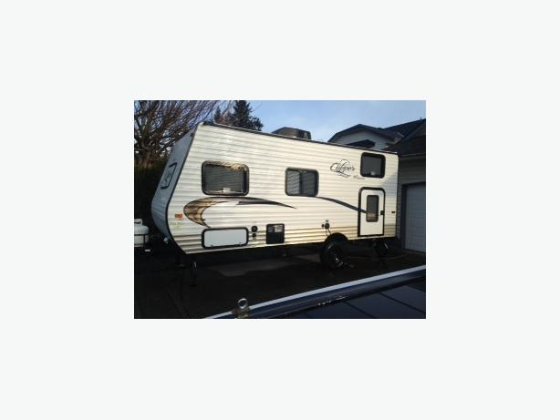 2014 Coachmen Clipper 17BH