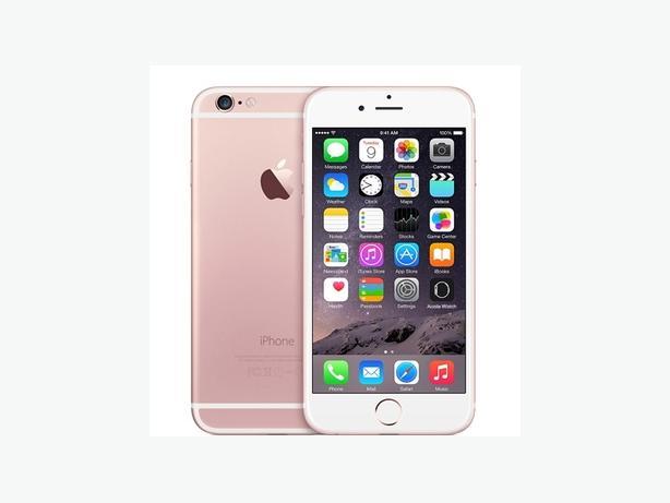 Apple iPhone 6S, 16GB, Rose Gold, UNLOCKED (7122)