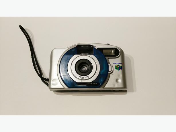 Nintendo 64 N64 35mm Compact Camera