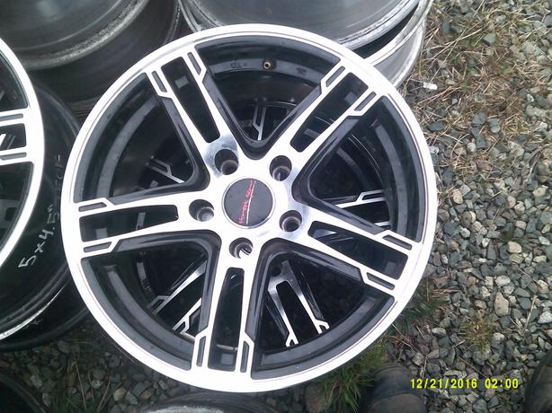 16 x 7 Wheels $60.00 Each