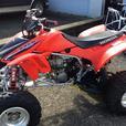 2008 Honda TRX450R Race ATV. Excellent condition