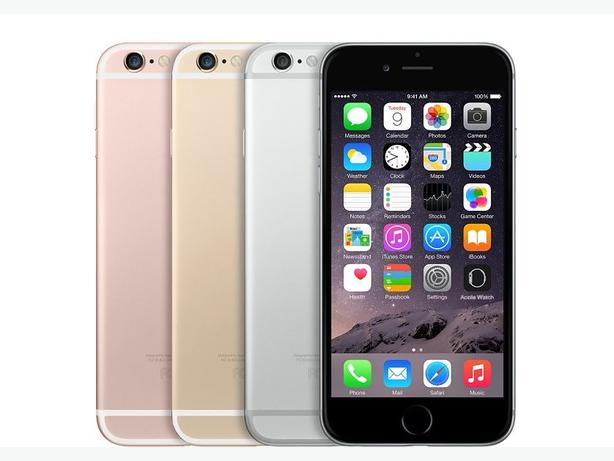 New iPhone 6s 64 gb with warranty