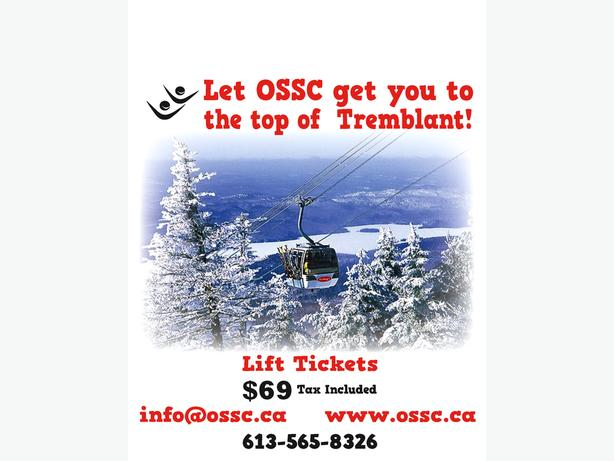 Discounted Mont Tremblant Lift Tickets