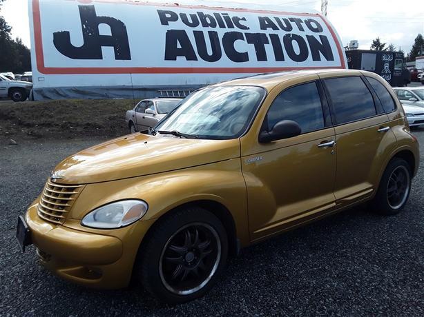 2002 Chrysler PT Cruiser No Reserve Auction Sold to The Highest Bidder!!!!!!!