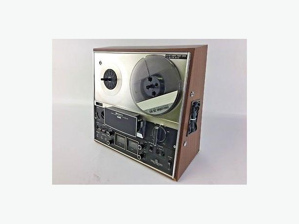 SONY TC377 REEL TO REEL TAPE DECK