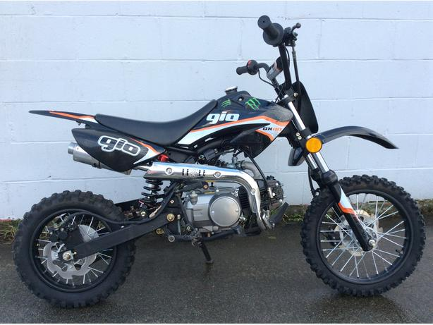 2016 Gio 110cc trail or pitbike, great condition.