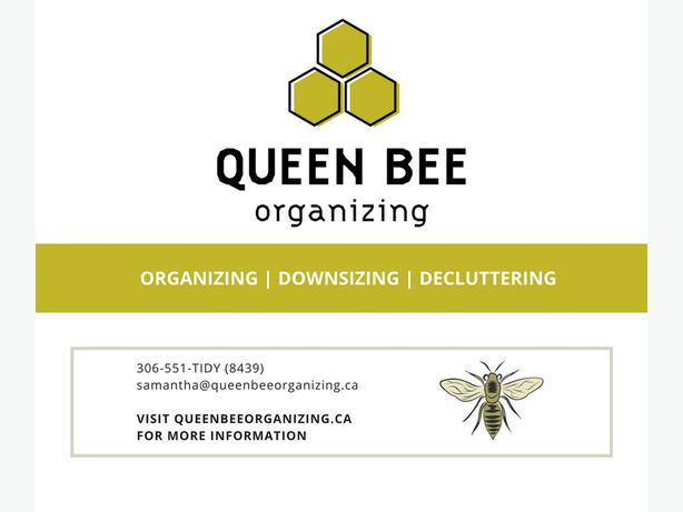 Queen Bee Professional Organizing