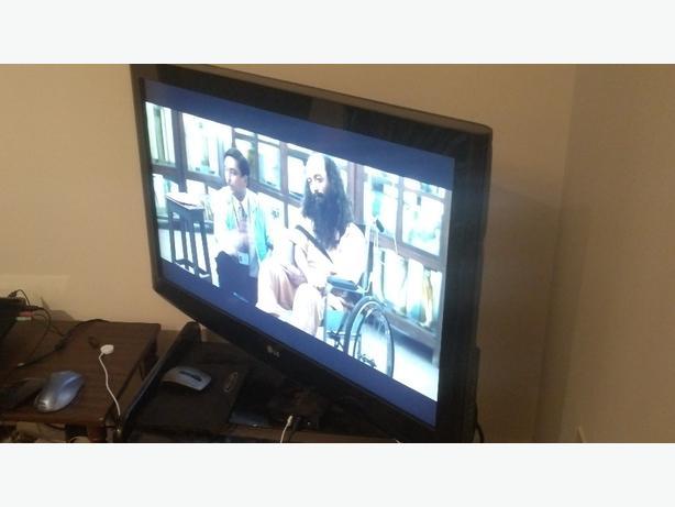 """LG LCD 37"""" HD Television"""