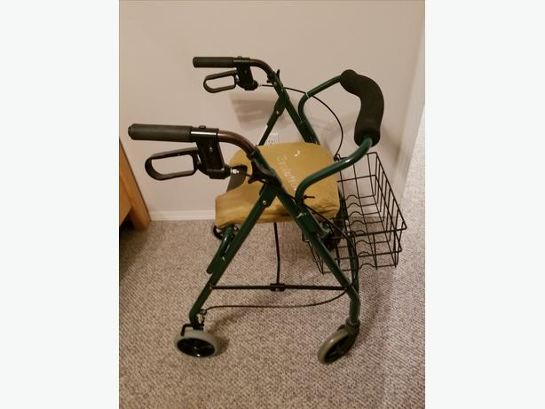 Evolution Walker w/ basket