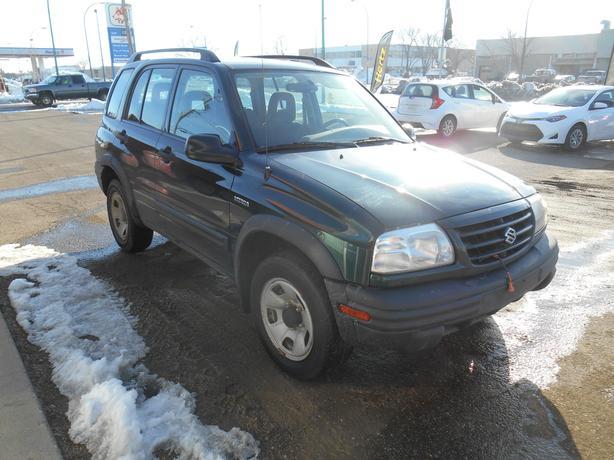 2004 Suzuki Vitara