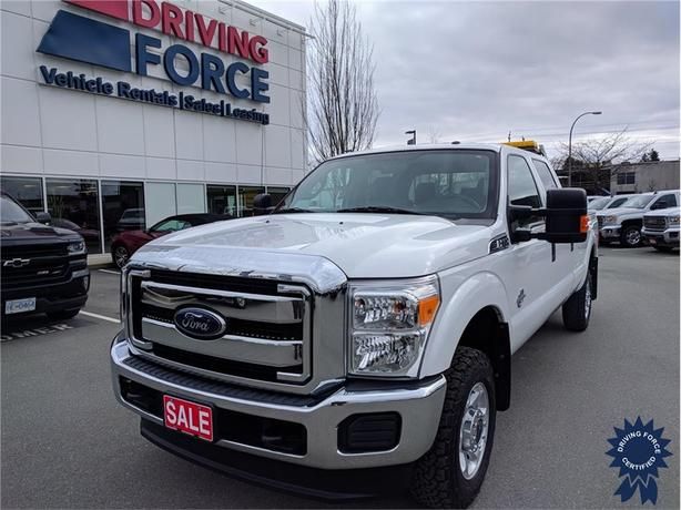 2015 Ford F-350 Super Duty XLT