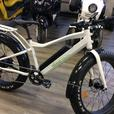 Motorino MTG X2 Fat tire Electric Mountain bike. 2-wheel drive
