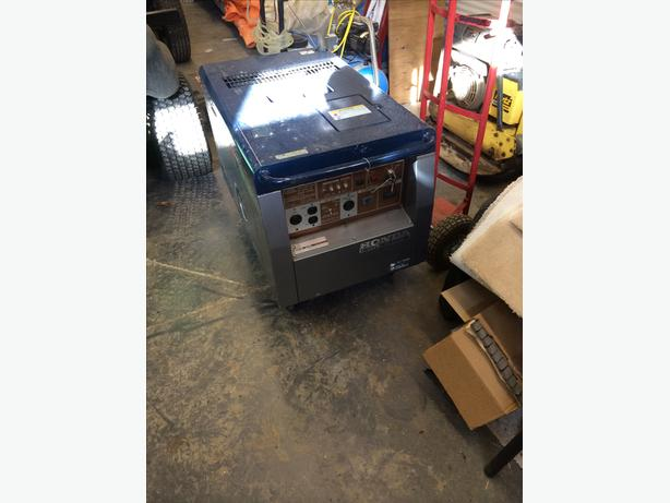 honda silent diesel generator exd  south saskatchewan location regina