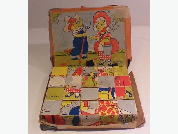 Grander fairy tale block puzzle