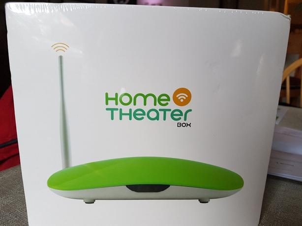 FROG Home theater box