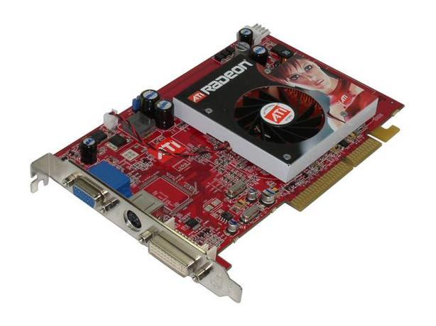 ATI Radeon X1650 Pro video card