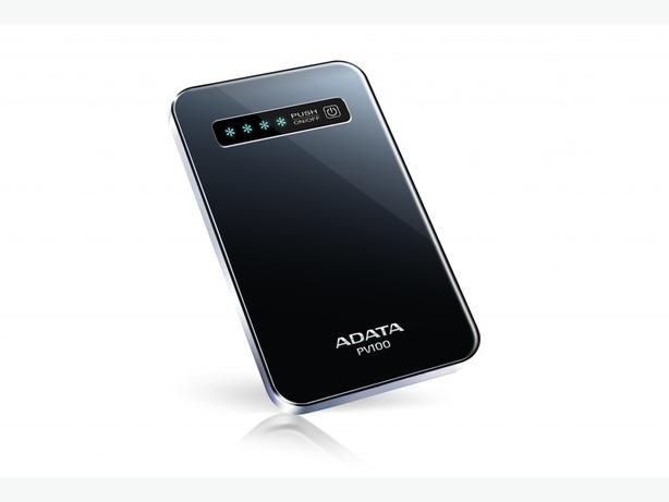 ADATA USB Power bank. Ultra slim profile