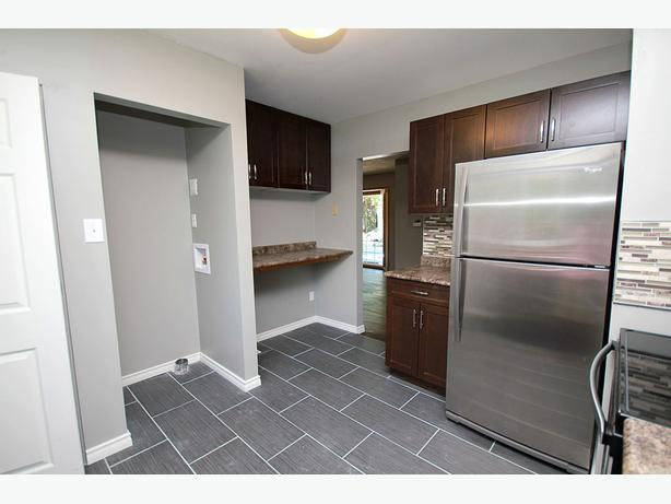 Renovated 3 Bedroom Suite on Quiet Crescent in East Available April 1st