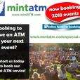ATMs for your events