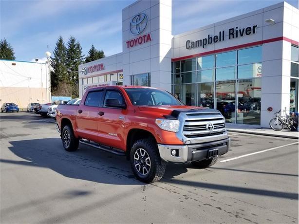 2016 Toyota Tundra TRD OFFROAD