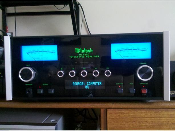 McIntosh MA7900 Integrated amp