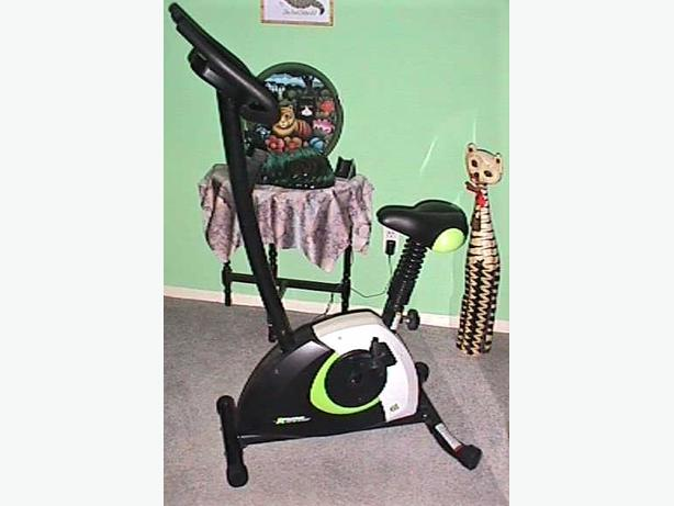 ADVANTAGE FITNESS 488 UPRIGHT CYCLE