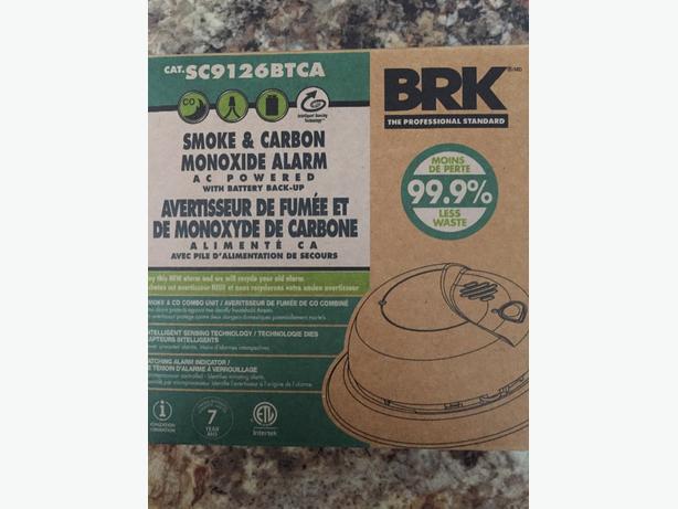 Carbon/Smoke Detectors