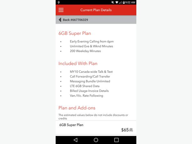 Rogers 6GB super plan $65/month