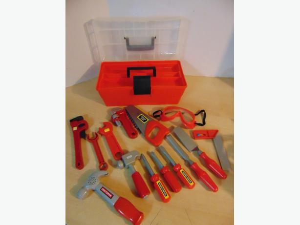 Assorted 15 pc Tool Set Just Like Daddies