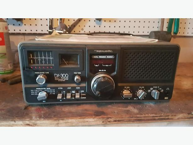 Realistic DX-300 HAM Radio for sale!!!!