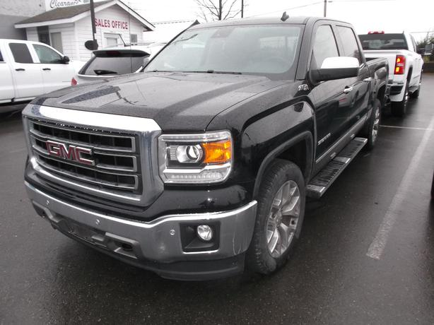 2014 GMC SIERRA 1500 CREW CAB SLT FOR SALE