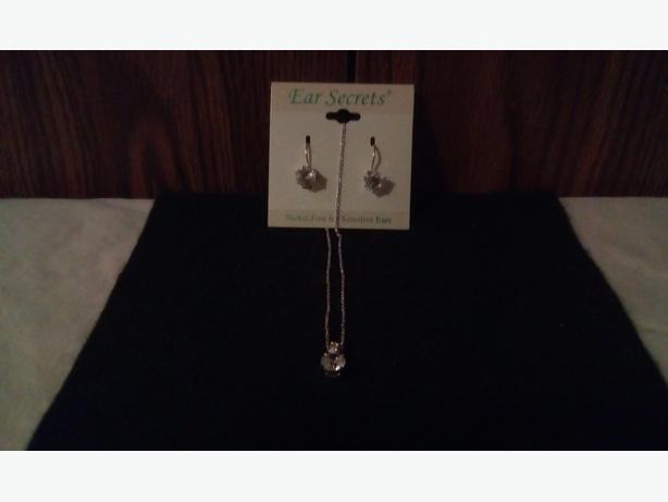 FREE Ear secret jewelry  set