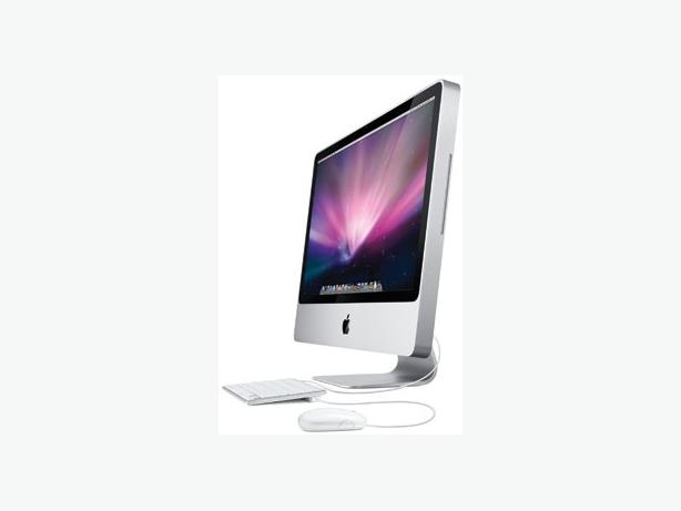 imac 24 inch mint or tade for a mcbook