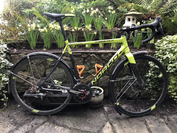 58cm 2017 Norco Threshold Alu With Power2Max Power Meter