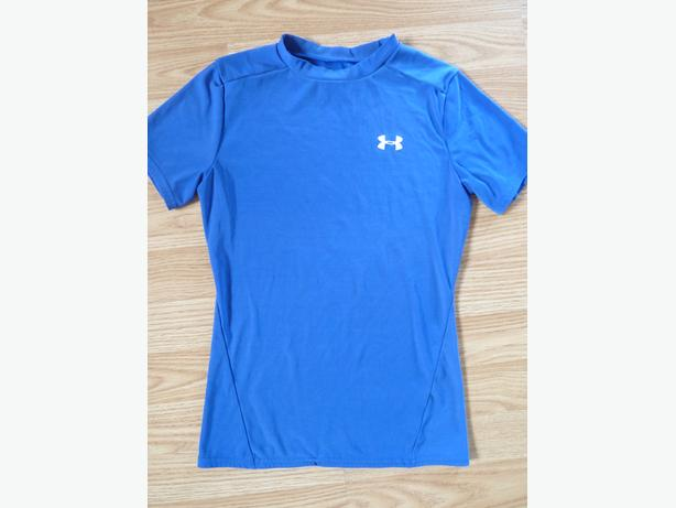 T-shirt Boys age 10-12 UnderArmour