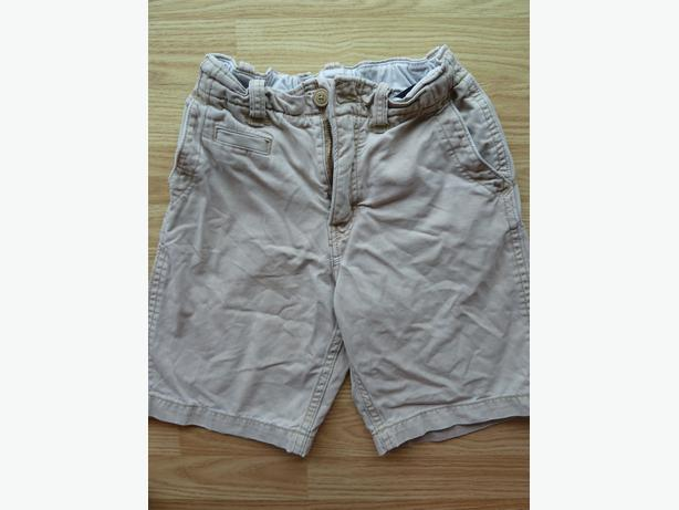khaki shorts Boys age 10-13 Gap
