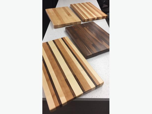 Butcherblock cutting boards