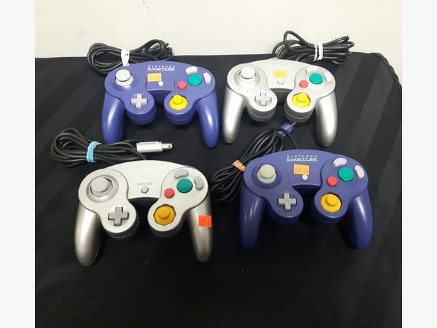 Official Nintendo Brand GameCube Controllers