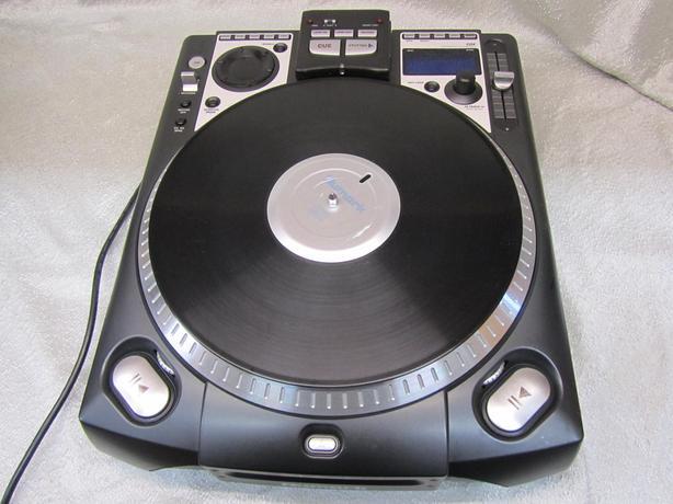 Numark CDX direct drive cd turntable